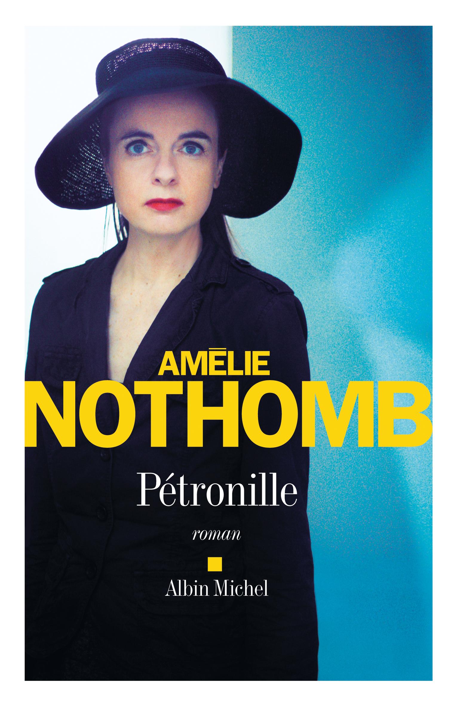 Couverture de Pétronille d'Amélie Nothomb
